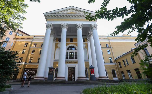 Эдуард Пичугин покинул пост гендиректора «Ленфильма»