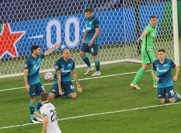 Безыдейный футбол команды Семака в первом тайме выглядел пугающе. Пока нет понимания, за счет чего «Зенит» полетит и побежит против «Боруссии»