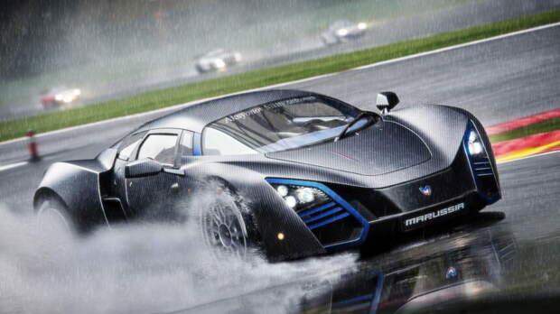 Самая красивая машина в мире. ТОП-20 (цены и фото)
