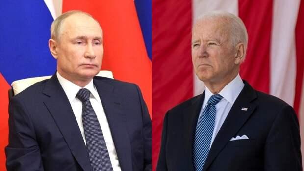 Американцы восхитились Путиным на фоне Байдена в Женеве