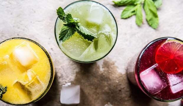 10 освежающих летних напитков