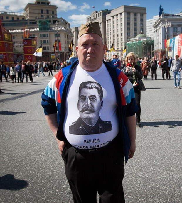 Сталинист - это русофоб со склонностью к садизму