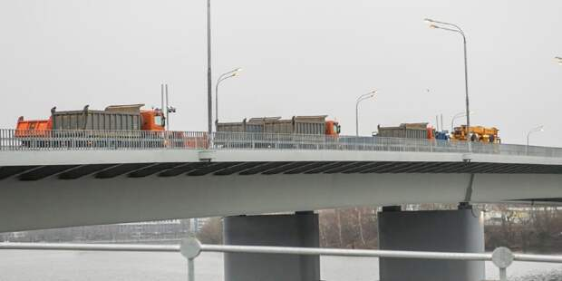 Собянин: Архитекторы получат гранты на проекты мостов через Москву-реку