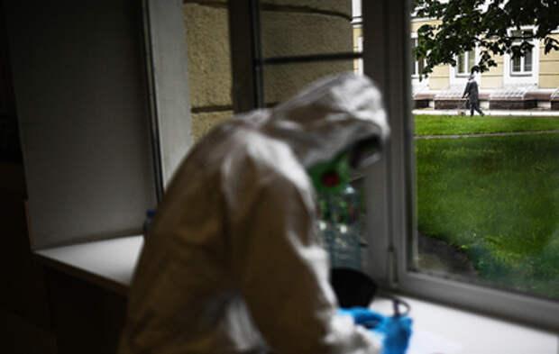 В Москве за сутки вылечились от коронавируса 2639 человек