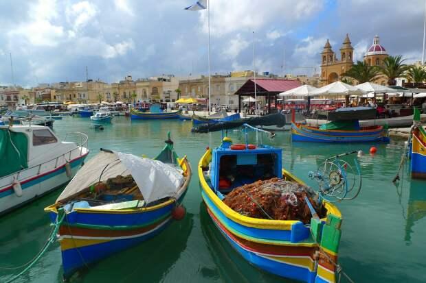 Мальта закроет границы для туристов без прививок