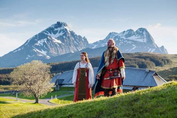 Норвежский музей Лофотр: путешествие вмир викингов