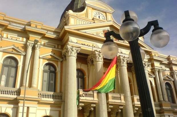 В Боливии пройдут президентские выборы