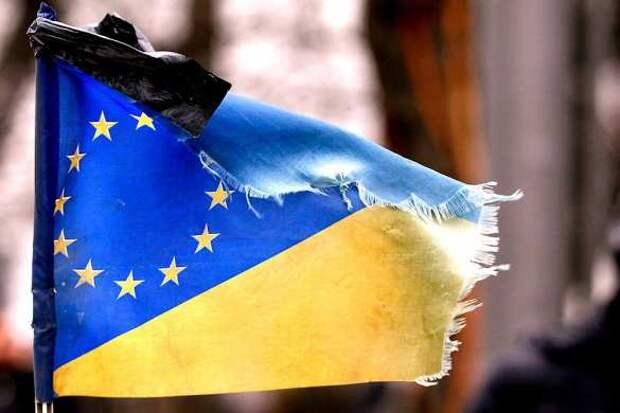 НаУкраине заявили, чтострана ужеотдала Евросоюзу всё, чтомогла | Русская весна