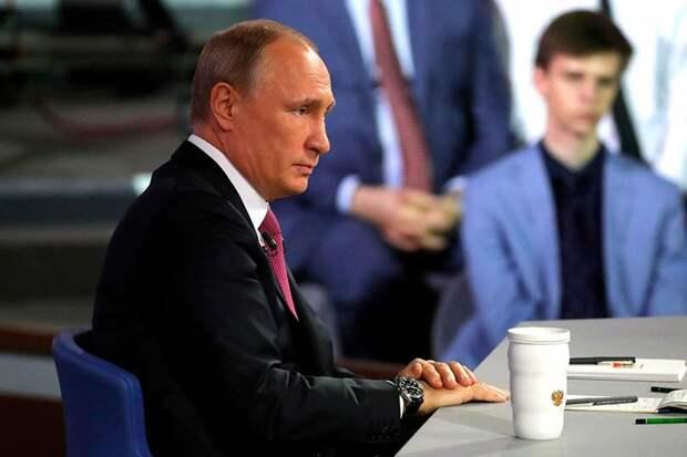 Владимир Путин: У нас нет экономистов из 90-х годов, а какие тогда есть