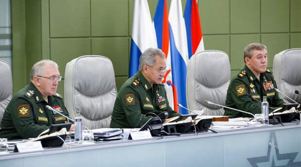 Сергей Шойгу приказал войскам на юге России готовиться