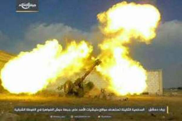 Обострение на севере Сирии: турецкая армия и протурецкие боевики атакуют правительственные войска