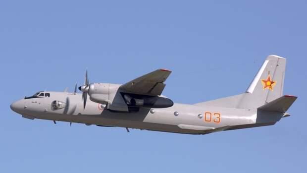Сотрудники экстренных служб заявили об обнаружении фрагментов пропавшего Ан-26
