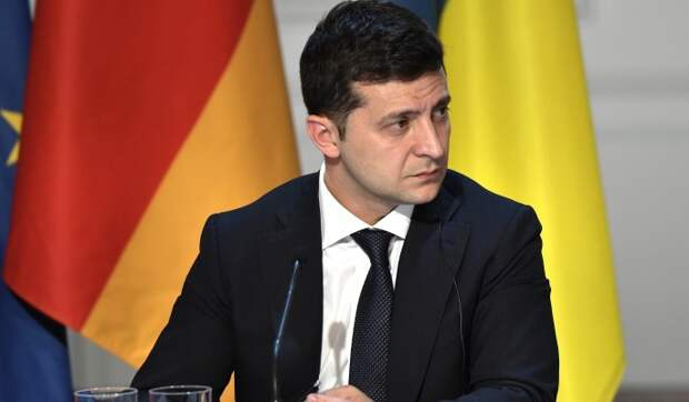 Глава ДНР рассказал о выгоде Зеленского от войны в Донбассе