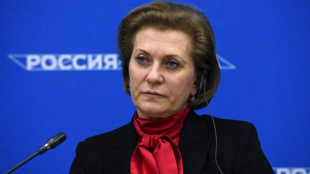 Попова объяснила запрет на макароны по-флотски, блины и колбасу в школах