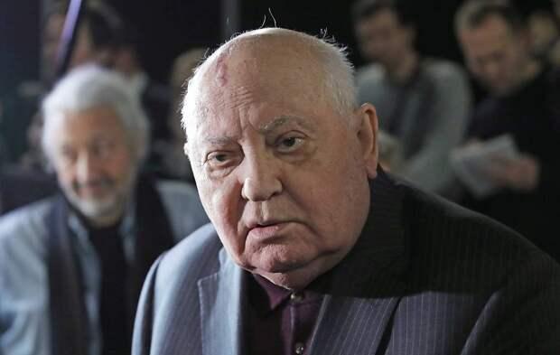 Михаил Горбачев Михаил Джапаридзе/ТАСС