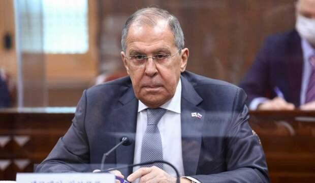 Лавров назвал возмутительными слова Байдена о Путине: Беспрецедентная риторика