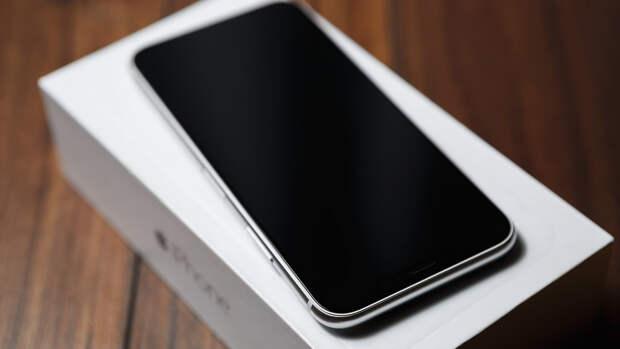 В соцсетях продают пустые коробки от iPhone X за большие деньги