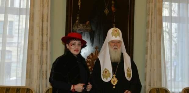 Мэтр украинской эстрады: Филарет Денисенко— наш Иоанн ПавелII