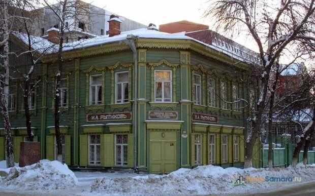 Призрак Ленина в самарском доме-музее