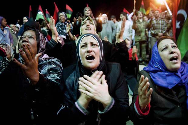 Ливийцы вышли на улицы Триполи, чтобы отстоять свободу заключённых «Митиги»