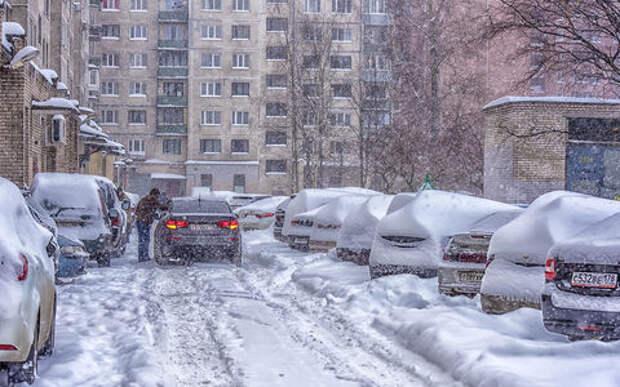 Так ли уж хорошо россияне обеспечены личными автомобилями? Исследование