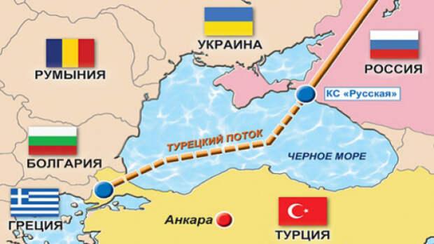 Новости от «Газпрома» для Украины – одна хуже другой