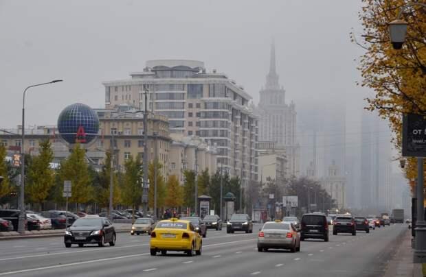 На нескольких улицах на востоке и в центре Москвы изменится схема проезда