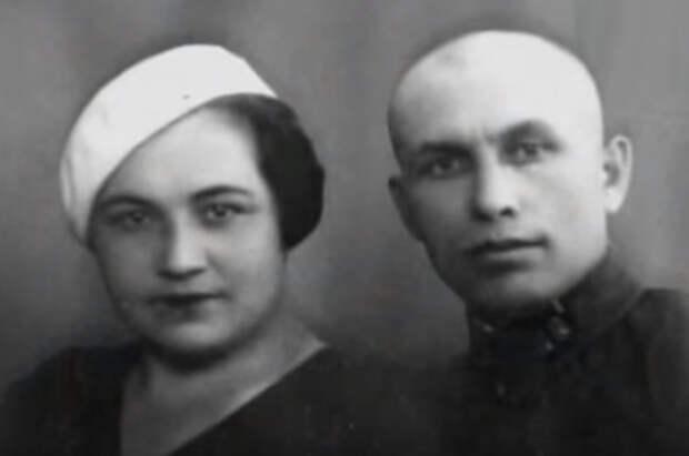 Мария и Илья Октябрьские.
