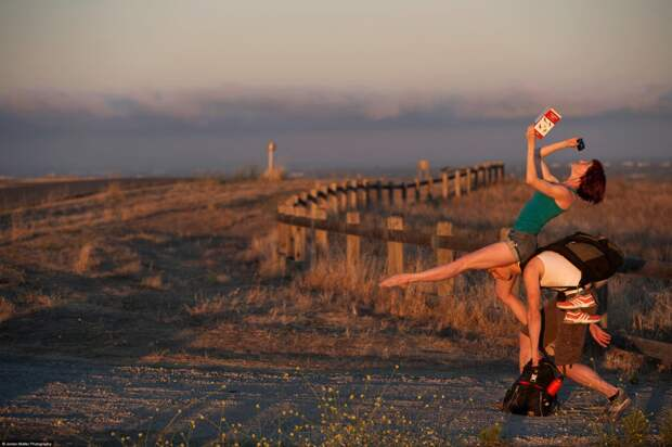 Dancers-Among-Us-birdwatching-at-Stanford-University-Ryan-Smith-and-Wendy-Rein