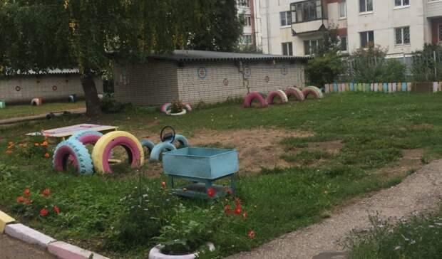 Использовать автопокрышки для благоустройства газонов и парковок запретили в Ижевске