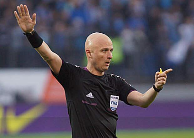Карасев и его бригада не встали на колено перед матчем «Манчестер Сити» - «Боруссия»