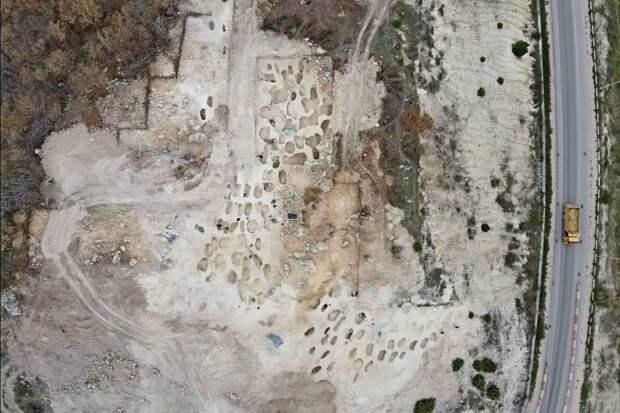 В некрополе в Крыму найдено 60 надгробий поздних скифов