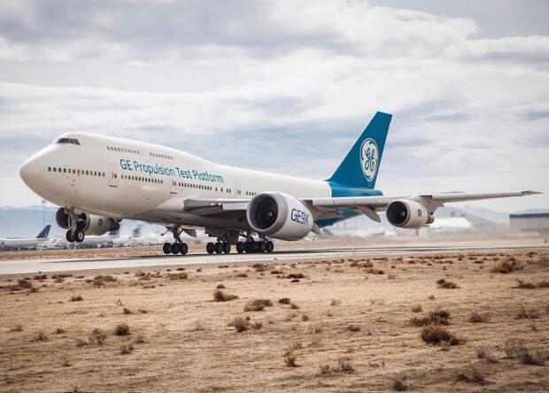 Начались летные испытания крупнейшего в мире авиадвигателя