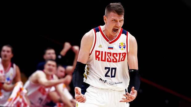 Сборная России узнала соперников по групповому этапу Евробаскета