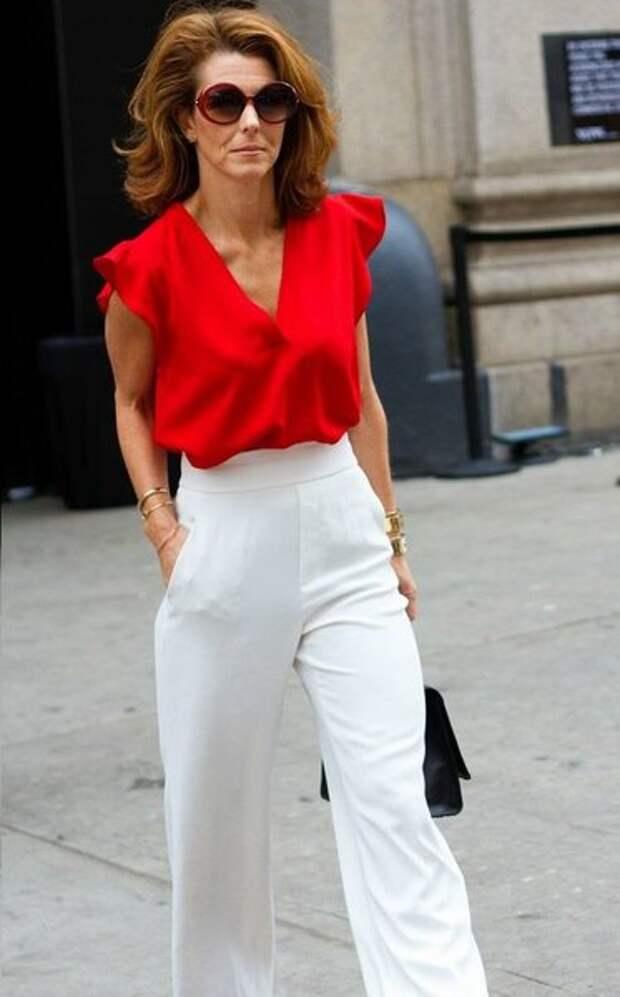 Ошибки стиля 40-летних женщин