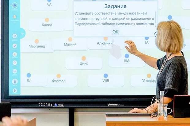Собянин обсудил развитие МЭШ с разработчиками образовательного контента