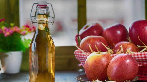 Таблеток не нужно — яблочный уксус вам послужит. Схема оздоровления на 7 дней - очень просто и эффективно