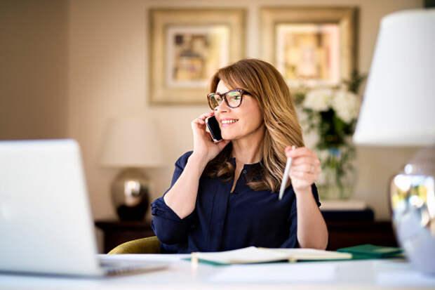 Существует ли этикет общения посредством телефонной связи?