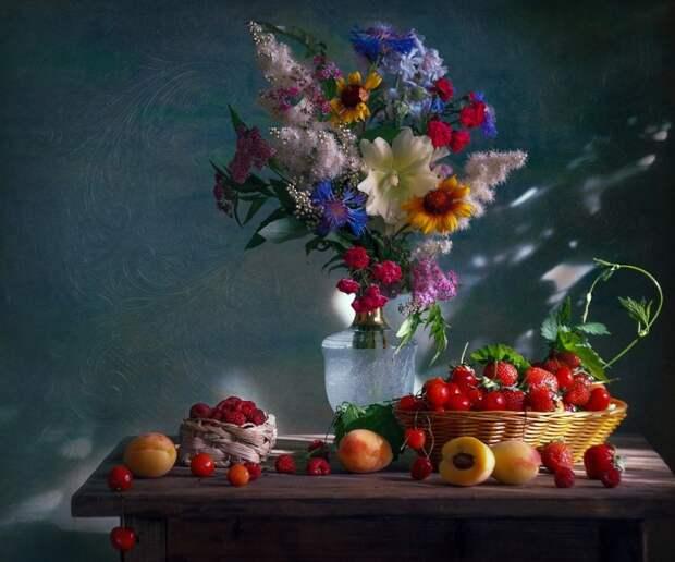 Фантастически красивые натюрморты современных фотохудожников. Часть 3