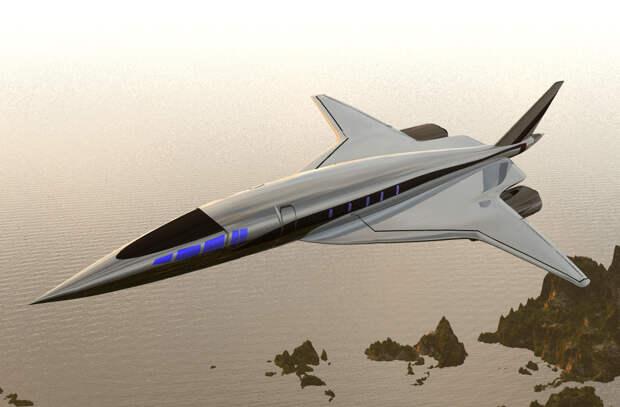 Насчет идиотской идеи сделать бизнес-джет из Ту-160: «Стратега» оставили в покое