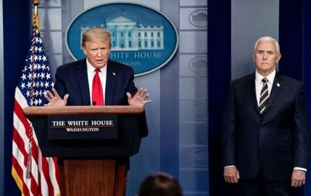 Трамп пригрозил принять меры против ВТО из-за Китая