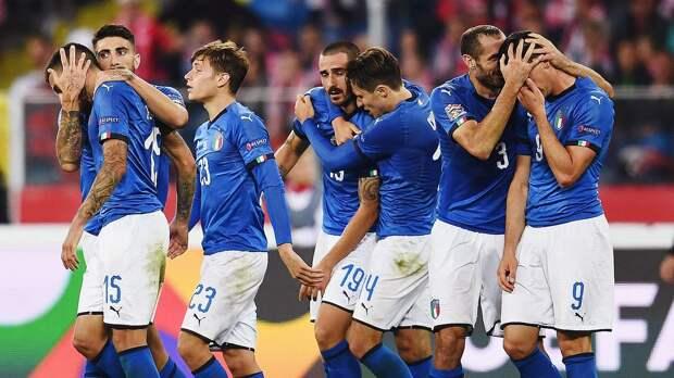 Кьеллини: «У сборной Италии огромный потенциал, но мы не собираемся недооценивать Северную Ирландию»
