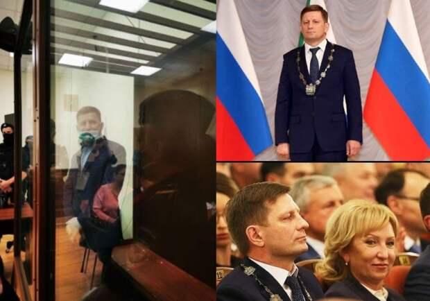 Семейные странности Сергея Фургала - жена пропала, сыновья, дочь неясного возраста