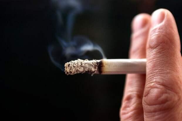 Какая связь между коронавирусом и курением
