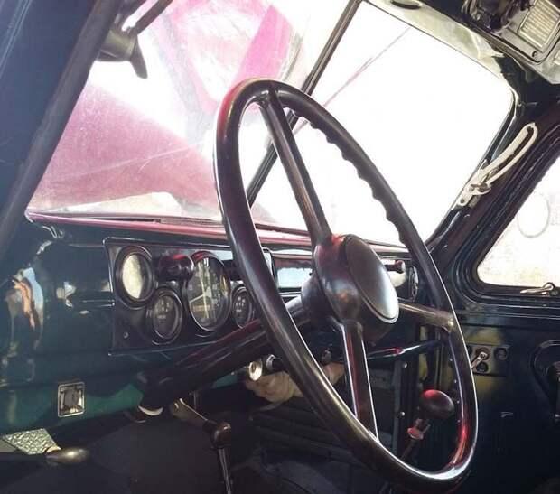 Восстановление советского грузового автомобиля ГАЗ-63 ГАЗ-63, авто, автомобили, восстановление, газ, грузовик, реставрация