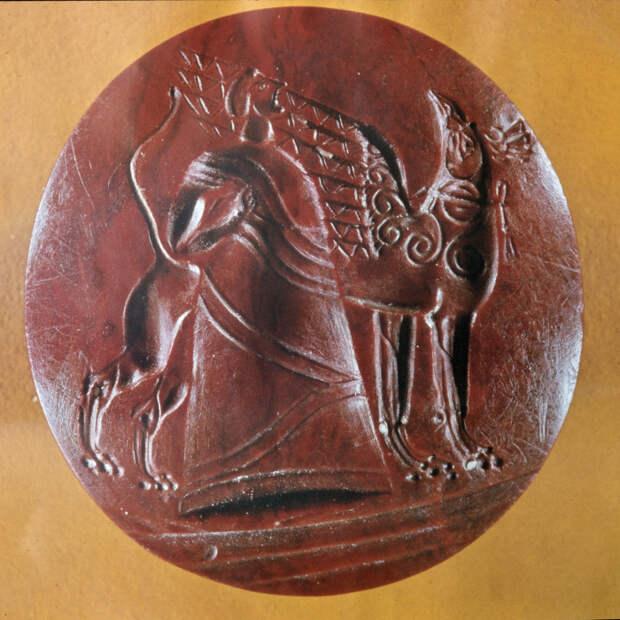 Камень яшма, XV в. до н.э.