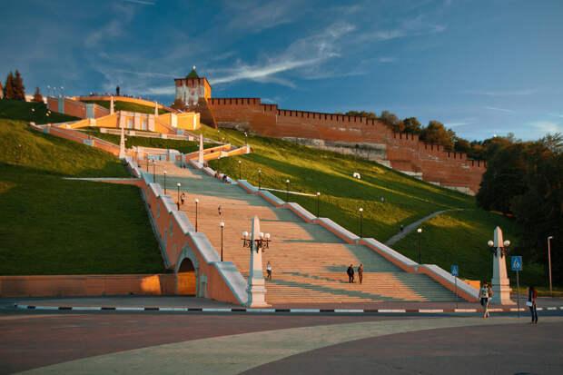 Нижний Новгород - фотопрогулка по городу