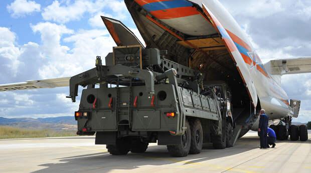 В России жестко отреагировали на желание Штатов выкупить у Турции С-400