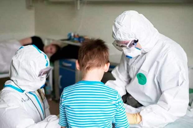 Иммунолог рассказал россиянам о безобидных симптомах коронавируса у детей