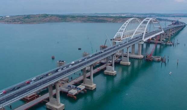 Крымский мост открывает «принципиально новые возможности»